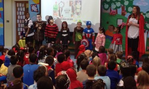Well done to our costume winners!